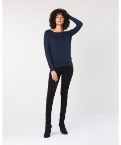 Hoodlamb ladies' knit sweater